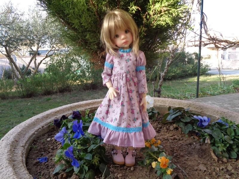 Camille en robe romantique de Léoniepimpon Dsc01925