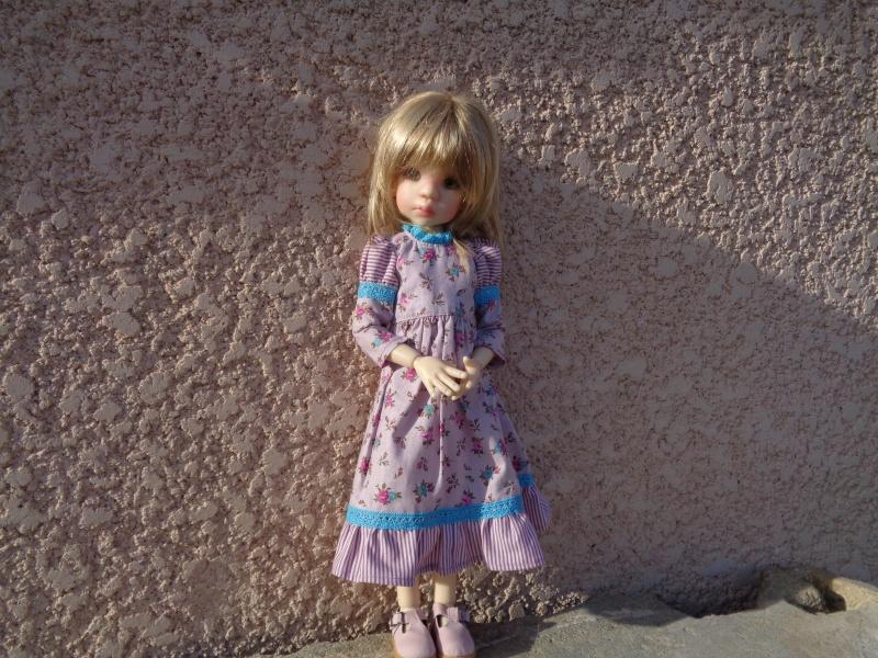 Camille en robe romantique de Léoniepimpon Dsc01926