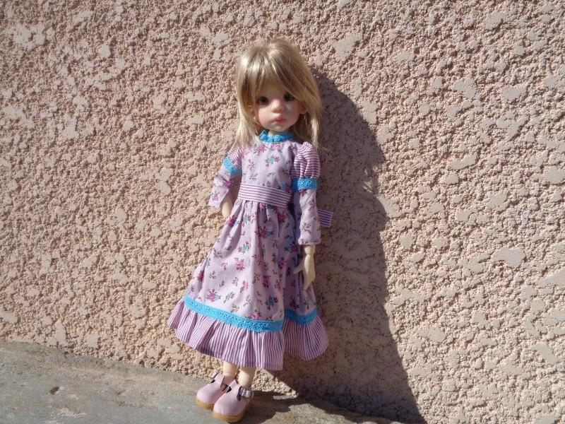 Camille en robe romantique de Léoniepimpon Dsc02018