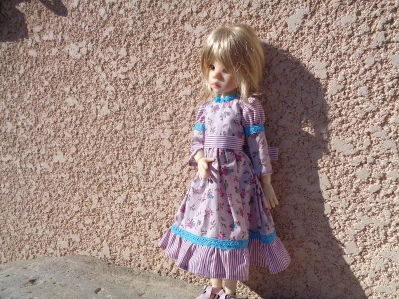 Camille en robe romantique de Léoniepimpon Dsc02020
