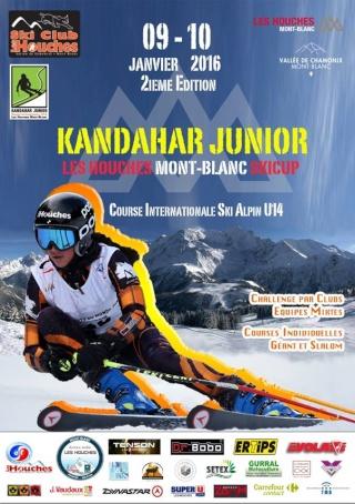 Ski de compétition dans la vallée 12301610