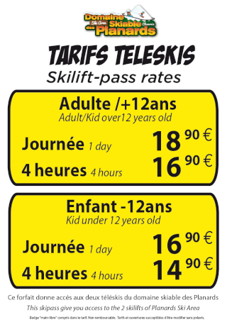 Les Planards 12341510
