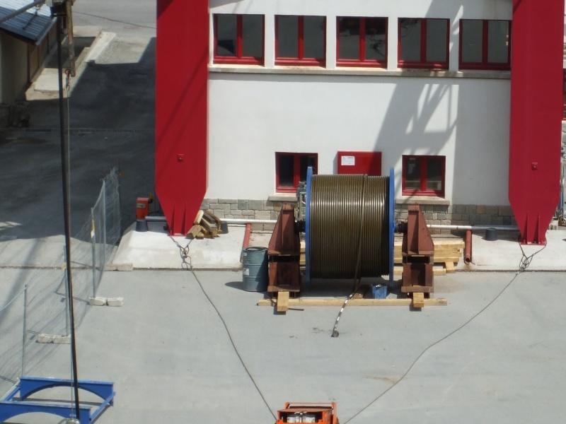 Remplacement cables téléphérique de Bellevue 2008 Dscf1510