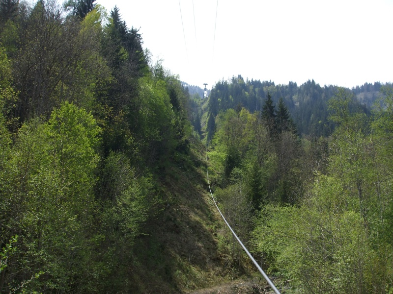 Remplacement cables téléphérique de Bellevue 2008 Dscf1512