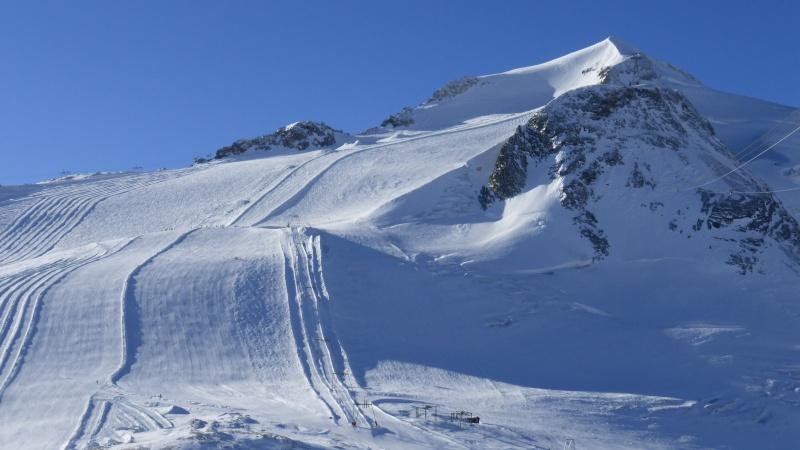 Le glacier de la Grande Motte à Tignes - Page 2 P1030719