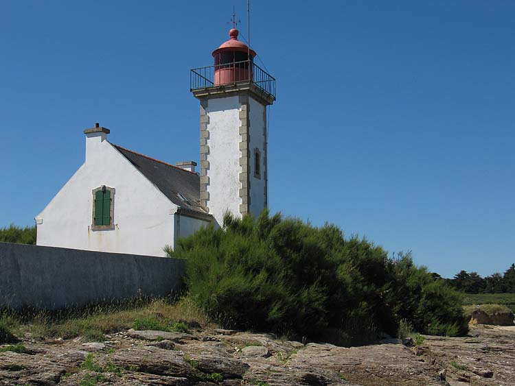 Phare de la pointe des Chats - Groix Pointe11