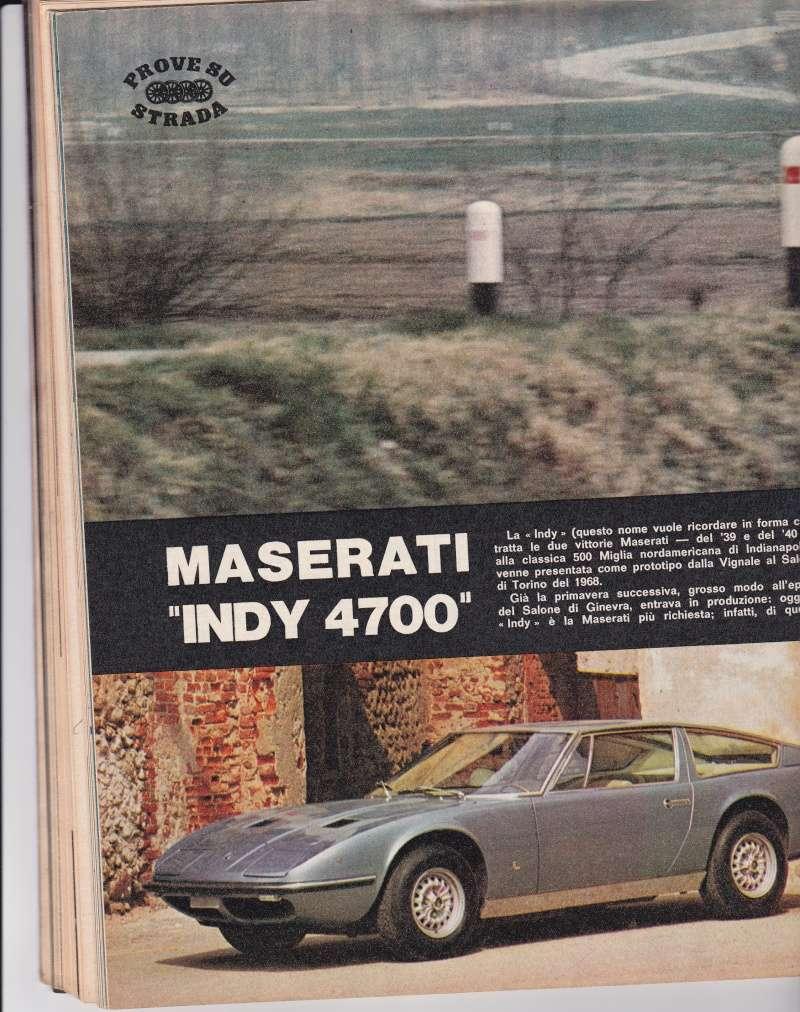 Articolo Indy Indy110