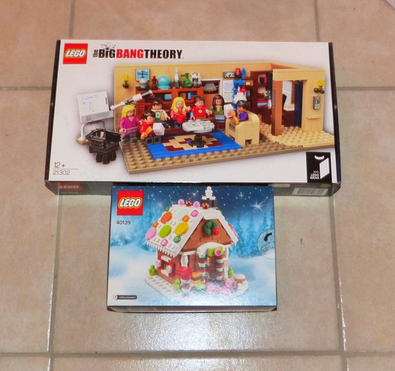 [LEGO] The Big Bang Theory Bblego10