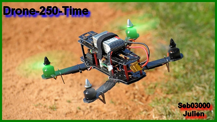 Drone-250-Time