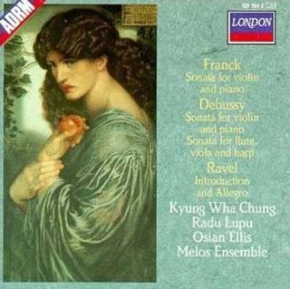 Debussy - Musique de chambre hors quatuor 51z8yy10