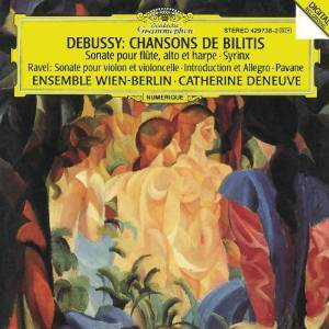 Debussy - Musique de chambre hors quatuor 611rzd10