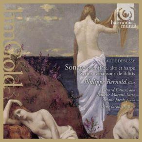 Debussy - Musique de chambre hors quatuor Philip10
