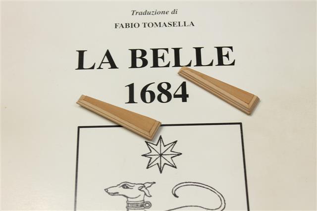 La Belle 1684 scala 1/24  piani ANCRE cantiere di grisuzone  - Pagina 4 Img_7711