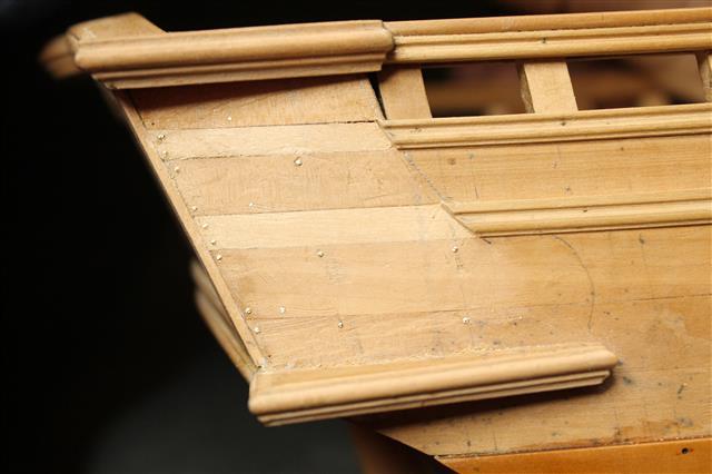 La Belle 1684 scala 1/24  piani ANCRE cantiere di grisuzone  - Pagina 4 Img_7810