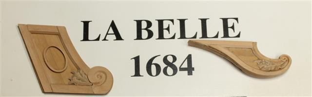 La Belle 1684 scala 1/24  piani ANCRE cantiere di grisuzone  - Pagina 4 Rimg_812