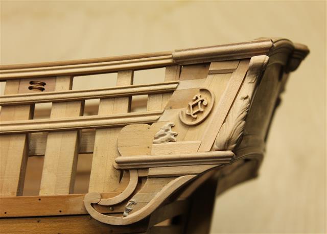 La Belle 1684 scala 1/24  piani ANCRE cantiere di grisuzone  - Pagina 4 Rimg_819