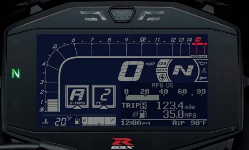 Suzuki GSXR 1000  2017 - Page 4 Image27