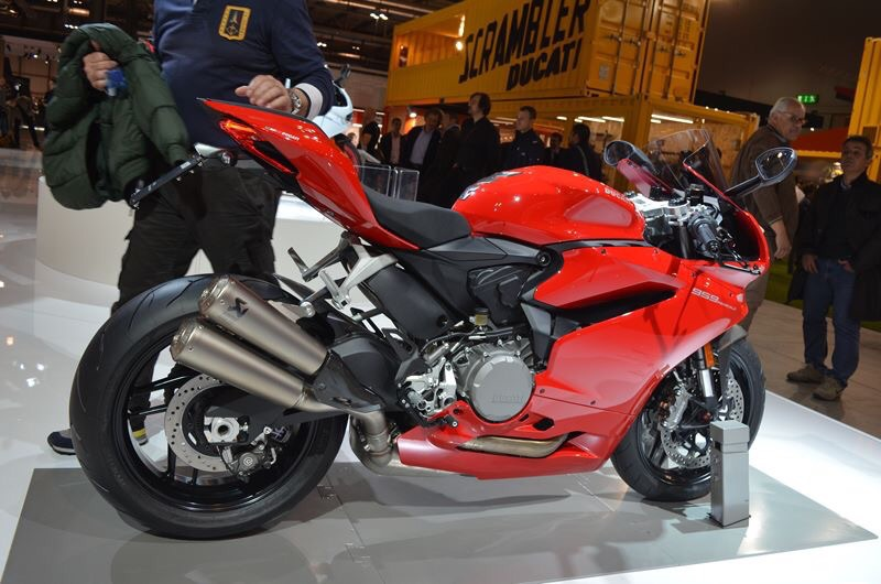 DUCATI 899 Panigale et future 959 ? - Page 14 Image29