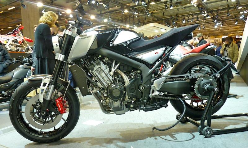 Salon de la Moto - Paris 2016... P1100513