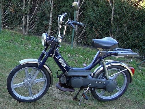 Ciao custom 80' Bravo_10