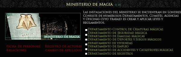 Foro gratis : Hogwarts Dark Secret Minist12