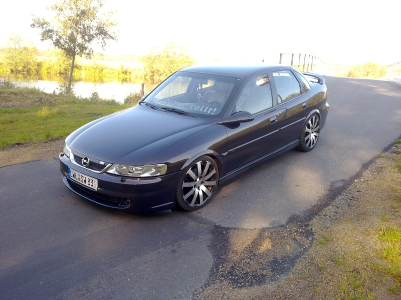Mein Vectra 23102011