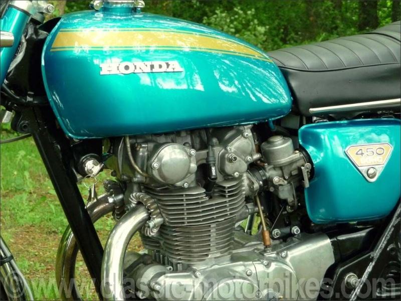 Honda 450_bm10