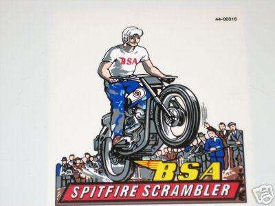 Scrambler... Bsa20s10