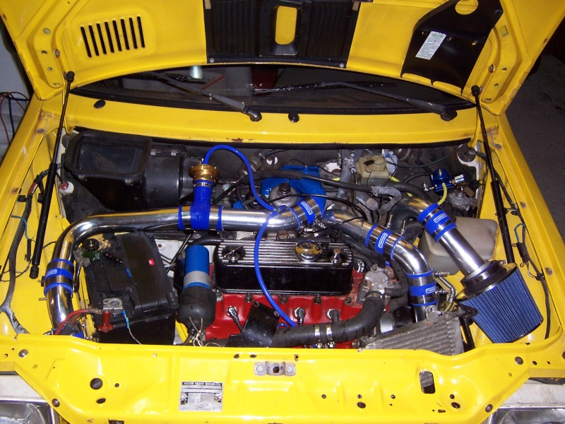 "Bip-bip : Metro turbo mk2 ""all yellow"" LHD  - Page 4 Turbo112"