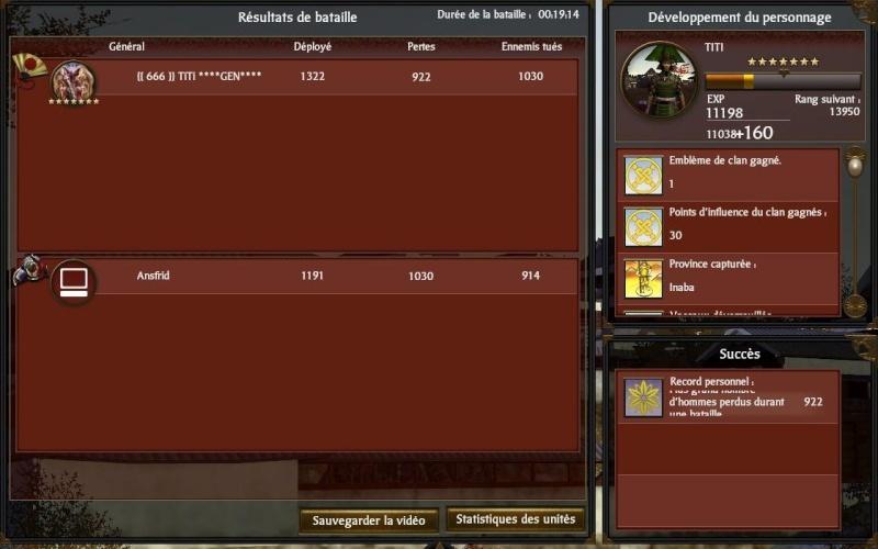 victoires sur shogun 2 Victoi53