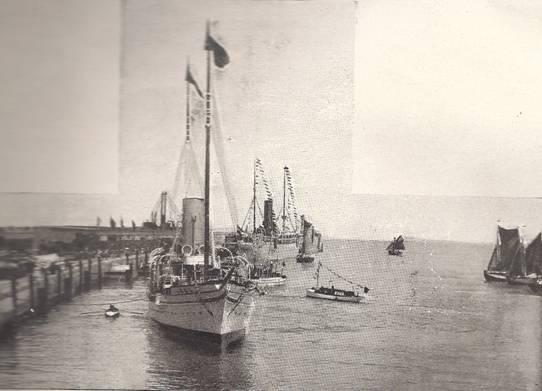 Souvenirs de Guerre : Zeebrugge 1918 Image010