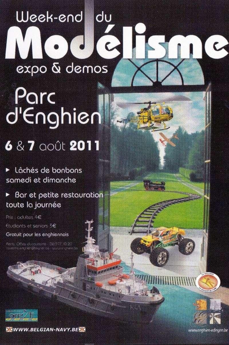 Salon du modélisme au Parc d'Enghien les 6 et 7 août 2011 Img19610