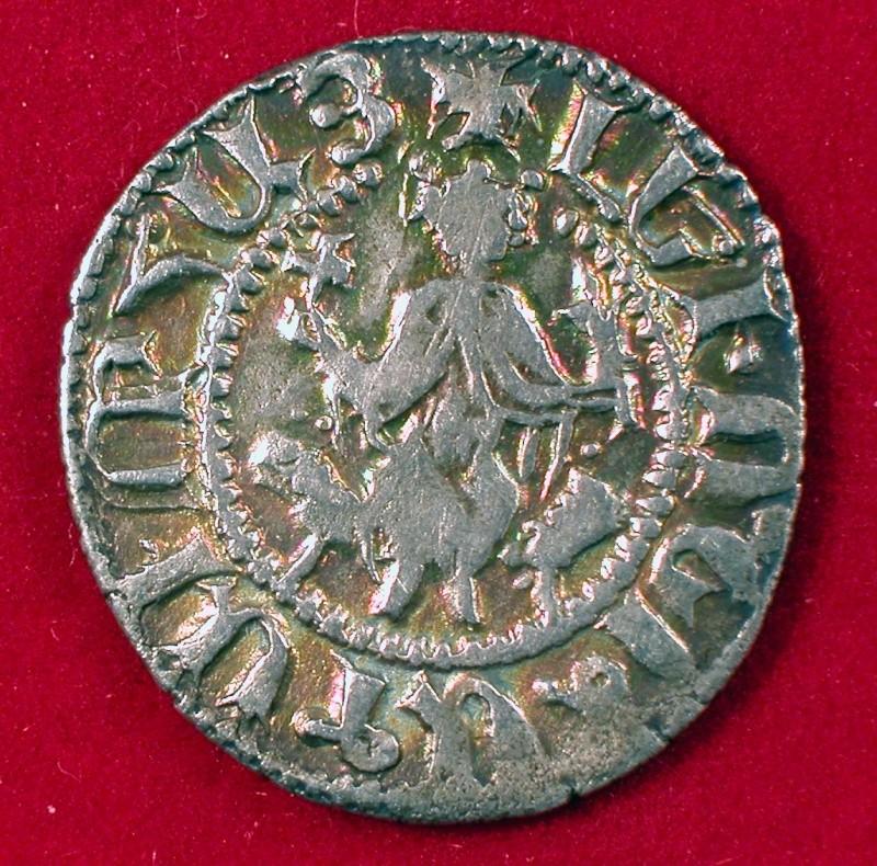 """""""TRAM"""" d'argent de LEVON I ( 1198-1219) Monnai10"""
