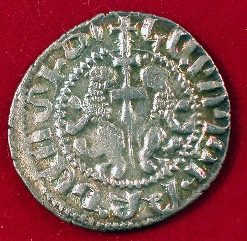 """""""TRAM"""" d'argent de LEVON I ( 1198-1219) Monnai12"""
