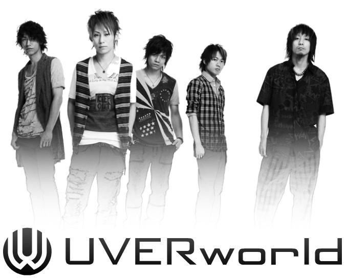 [ Groupe ] UVERworld Uverwo10