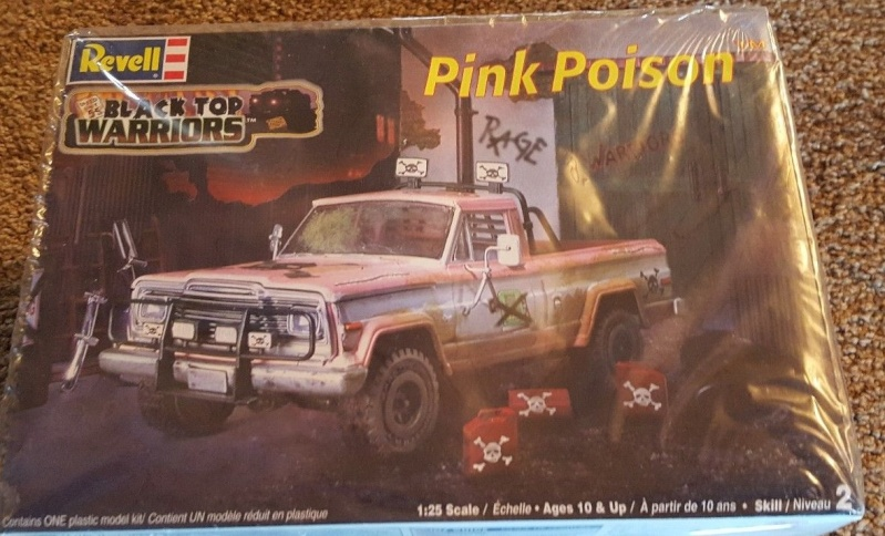 recherche jeep honcho Pink_p10