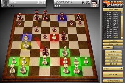SparkChess Chess-10