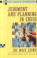 """M. Euwe """"Judgment And Planning In Chess"""" (ENG, 1953) Euwe-j10"""