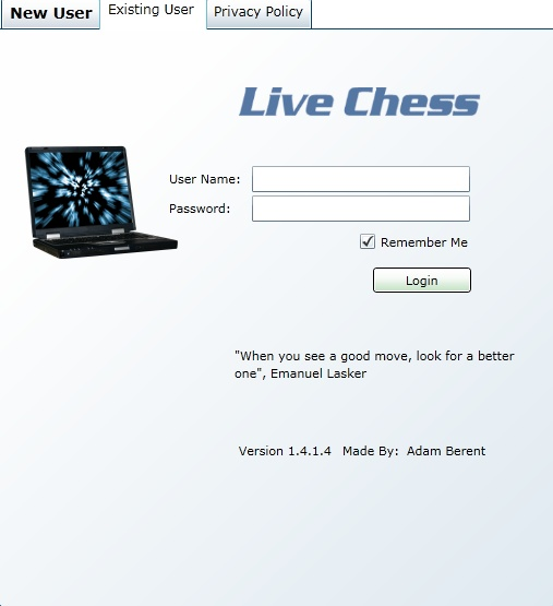 Play Chess online Room New_bm10