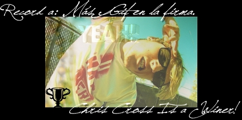 Records Idiotas by Idiots All time club 8) Chrisp10