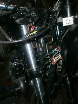 xj 750 SECA yamaha ..NO CAFE RACER. Bn10