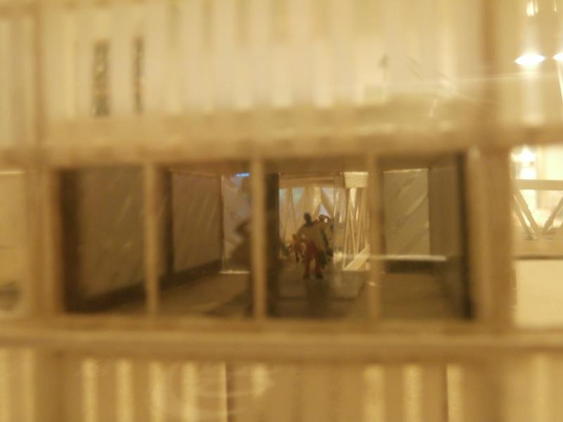 Réalisation de la maquette d'un Aéroport International (scratch) 1/144ème Term_010