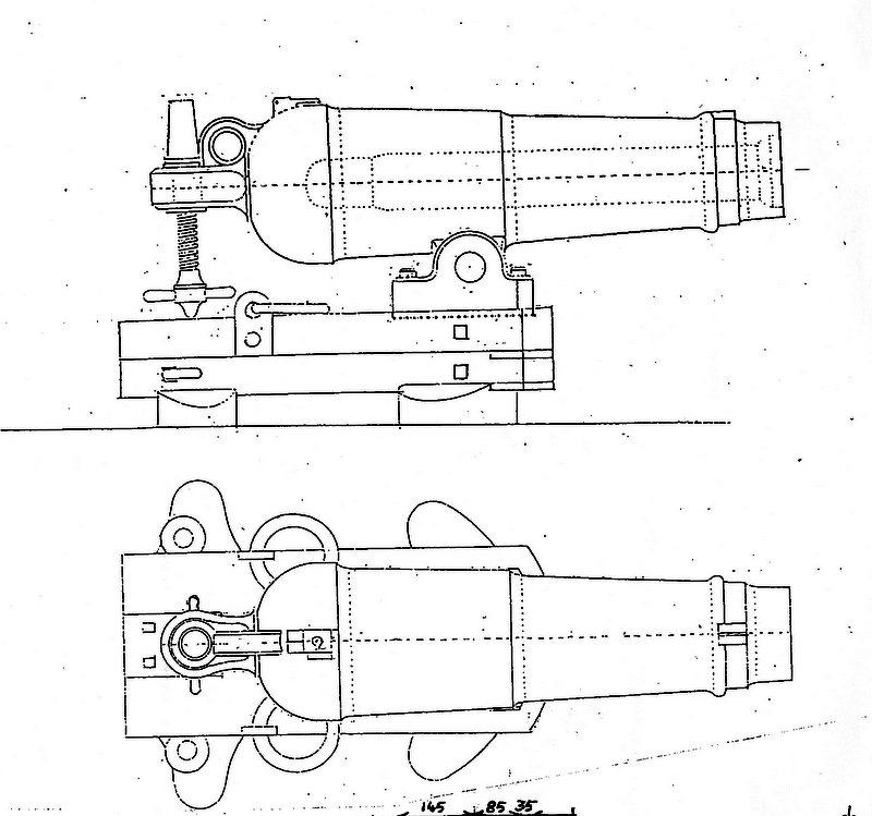 """"""" Le RENARD """" de 1812 au  1/50ème Kit Soclaine - Page 6 70101911"""