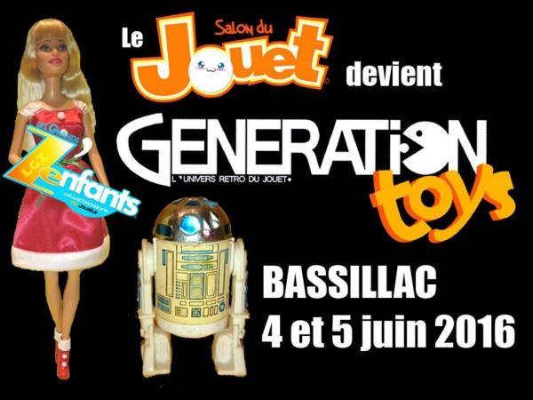 9éme salon LGZ - Generation Toys - Bassillac 4 et 5 juin 201 Genera10