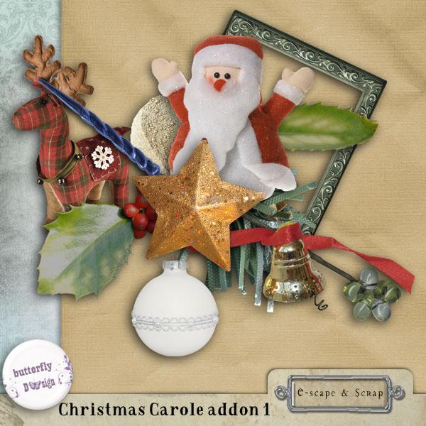 christmas carole addons Butter26