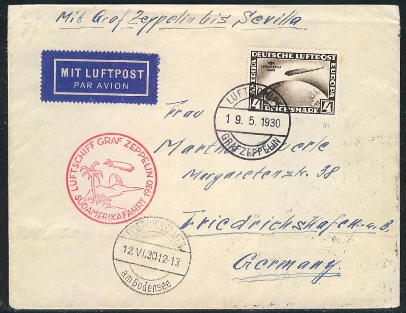 Südamerikafahrt 1930, Post nach Rio de Janeiro - Seite 2 57_a_b10