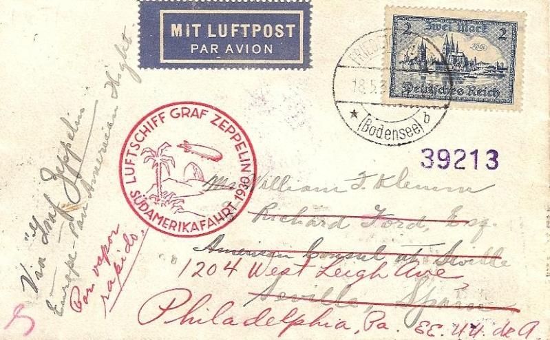 Südamerikafahrt 1930, Post nach Rio de Janeiro - Seite 2 57_i_w10
