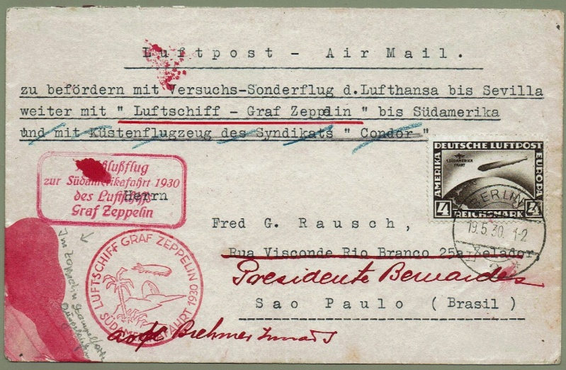nach - Südamerikafahrt 1930, Post nach Rio de Janeiro - Seite 2 57_t_s10