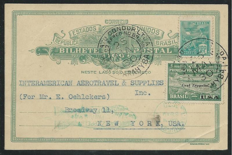nach - LZ127 Fahrt nach Recife 22.5.1930 59_d_p10