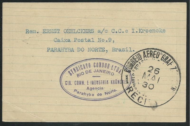 nach - LZ127 Fahrt nach Recife 22.5.1930 59_d_p11
